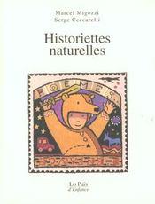 Historiettes Naturelles - Intérieur - Format classique