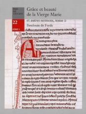 Grâce et beauté de la vierge Marie et autres sermons t.2 - Couverture - Format classique