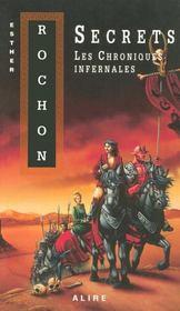 Chroniques Infernales 4 Secret - Intérieur - Format classique