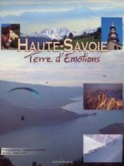 La Haute-Savoie, terre d'émotions - Couverture - Format classique