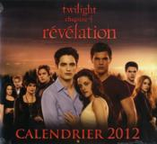 Vente livre :  Calendrier mural Twilight 3  - Collectif