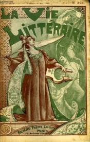 La Chouette. La Vie Litteraire. - Couverture - Format classique