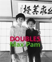 Max Pam, doubles - Couverture - Format classique