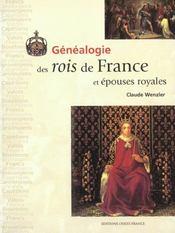 Genealogie rois de france - Intérieur - Format classique