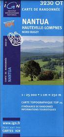 Nantua ; Hauteville ; Lompnes; Nord Buguey ; 3230 OT - Intérieur - Format classique