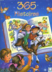 365 Histoires - Couverture - Format classique