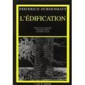 Edification (L') - Couverture - Format classique