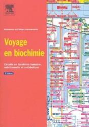 Voyage En Biochimie - Couverture - Format classique