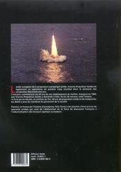 La Maitrise Du Feu ; 40 Ans De Propulsion Solide Et De Composites - 4ème de couverture - Format classique