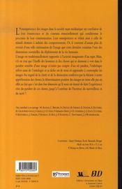 Puissances de l'image - 4ème de couverture - Format classique