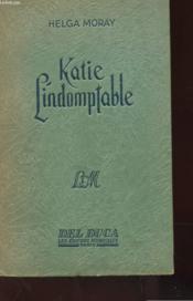 Katie L'Indomptable - Couverture - Format classique