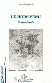 Hors-Venu (Le) Contes Brefs - Intérieur - Format classique
