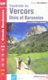 La traversée du vercors, diois et baronnies - Intérieur - Format classique