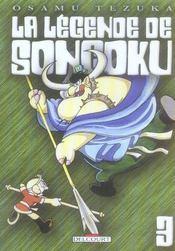La légende de Songoku t.3 - Intérieur - Format classique