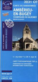 Ambérieu-en-Bugey ; Champagne-en-Valromey ; massif du Bugey ; 3231 OT - Intérieur - Format classique