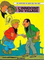 L'Innocent Du Village - Couverture - Format classique