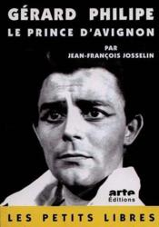 Gerard Philippe, Le Prince D'Avignon - Couverture - Format classique