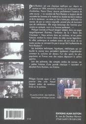 Entre Paris et Roubaix ; petites histoires d'une grande classique - 4ème de couverture - Format classique