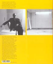 Entre centre et absence - 4ème de couverture - Format classique