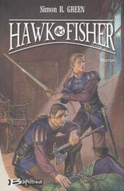 Hawk et Fisher t.1 - Couverture - Format classique