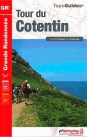 Tour du Cotentin (édition 2014) - Couverture - Format classique