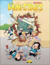 Les mini-stars t.3 ; la petite vadrouille - Couverture - Format classique