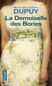 La demoiselle des Bories - Couverture - Format classique