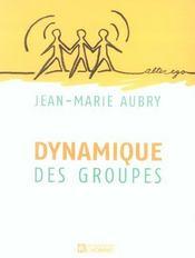 Dynamique des groupes - Intérieur - Format classique