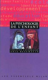 Psychologie De L'Enfant (La) - Intérieur - Format classique