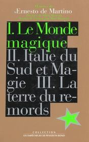 Oeuvres 1 Le Monde Magique - Intérieur - Format classique
