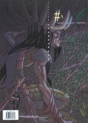 Kookaburra universe t.4 ; Skullface - 4ème de couverture - Format classique
