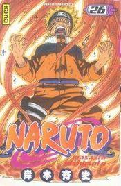 Naruto t.26 - Intérieur - Format classique