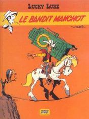 Lucky Luke t.48 ; le bandit manchot - Intérieur - Format classique