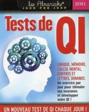 Vente  Tests de QI (édition 2011)  - Collectif