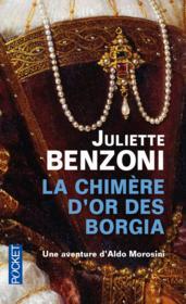 La chimère d'or des Borgia - Couverture - Format classique