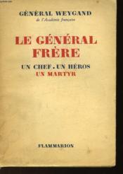 Le General Frere - Couverture - Format classique