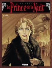 Le prince de la nuit t.5 ; elise - Couverture - Format classique