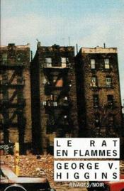 Le rat en flammes - Couverture - Format classique