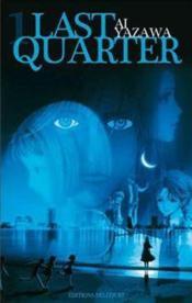 Last quarter t.1 - Couverture - Format classique