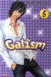 Galism, soeurs de choc t.5 - Couverture - Format classique