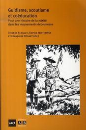 Guidisme, scoutisme et coéducation ; pour une histoire de la mixité dans les mouvements de jeunesse - Intérieur - Format classique