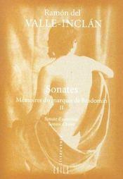 Sonates T.2 ; Automne Hiver - Intérieur - Format classique