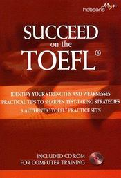 Vente livre :  Succeed on the TOFEL  - Collectif