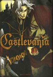 Castlevania - Couverture - Format classique