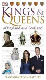 Vente livre :  Kings & queens of England and Scotland  - Collectif