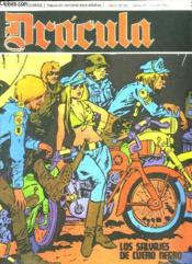Dracula N° 26. Dracula. Los Salvajes De Cuero Negro. Texte En Espagnol. Bande Dessinee Pour Adultes. - Couverture - Format classique