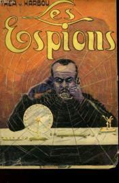 Les Espions - Couverture - Format classique