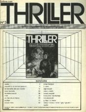 Thriller - N°3 - Couverture - Format classique