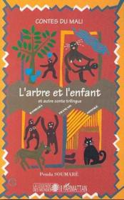 L'arbre et l'enfant et autres conte trilingue - Couverture - Format classique