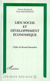 Lien Social Et Developpement Economique - Intérieur - Format classique